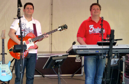 3colors - The BAND for TANZMUSIK - Newsbeitrag