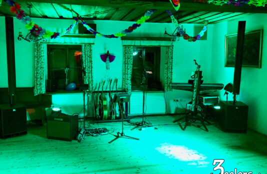www.3colors.at - The BAND for TANZMUSIK | Maskenball St.Ruprecht 2020